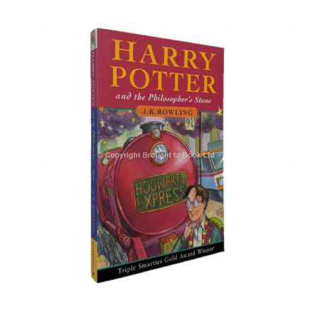 Harry Potter and the Philosopher's Stone Signed by J.K. Rowling Paperback Reprint (63) Bloomsbury 20